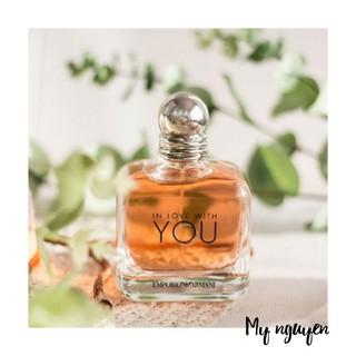 Ống thử nước hoa Armani Stronger With You