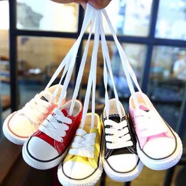 Giày thể thao bé trai bé gái/ hàng Sắc nét, lót dày đi êm chân