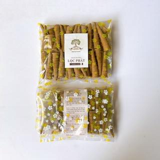 Nụ trầm hương lộc phát trầm loại 2 - trầm tự nhiên (túi 50 viên) - hình 3