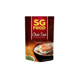 (Date mới) CHÁO TƯƠI ĐỦ VỊ Sài Gòn Food