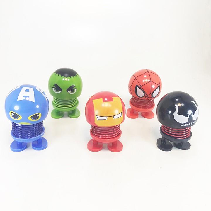 Thú nhún nhảy Emoji AVENGER siêu anh hùng giao mẫu nhiên - 14042023 , 2282735810 , 322_2282735810 , 15000 , Thu-nhun-nhay-Emoji-AVENGER-sieu-anh-hung-giao-mau-nhien-322_2282735810 , shopee.vn , Thú nhún nhảy Emoji AVENGER siêu anh hùng giao mẫu nhiên