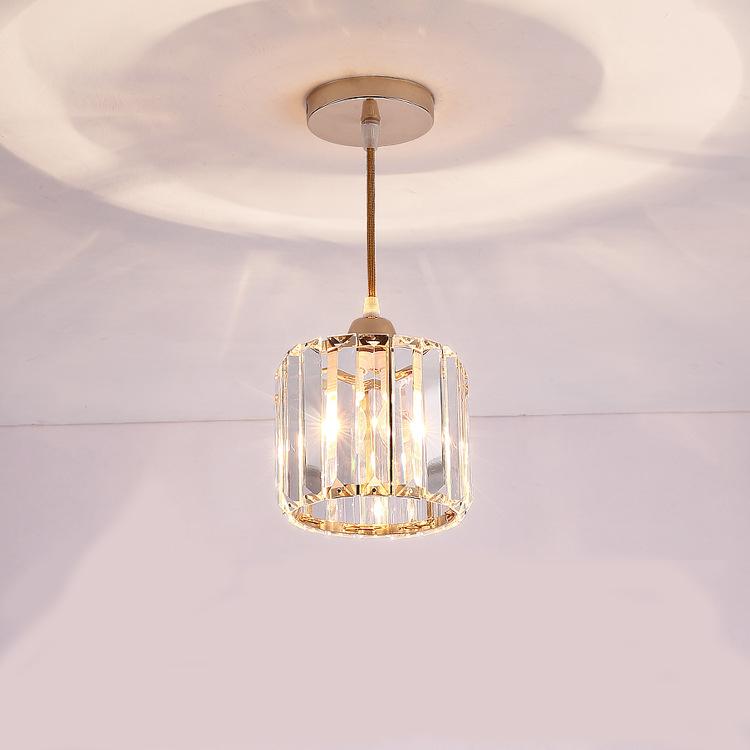 Đèn Pha Lê Treo Trần Trang Trí 12w