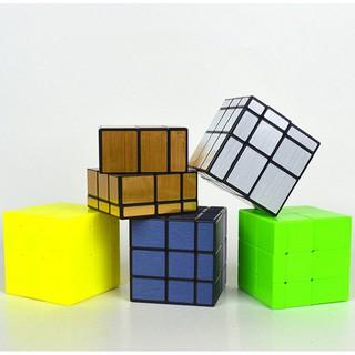 Rubik BIến Thể 6 Mặt – Qiyi Mirror 3x3x3 – Rubik Gương 3×3