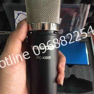 KHUYẾN MÃI LỚN Mic thu âm Takstar Pc K600 siêu phẩm thu âm
