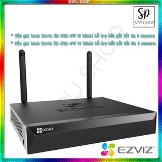 ĐẦU GHI HÌNH WIFI EZVIZ CS-X5S-8W (8 kênh), CS-X5S-4W (4 kênh) – Hàng chính hãng