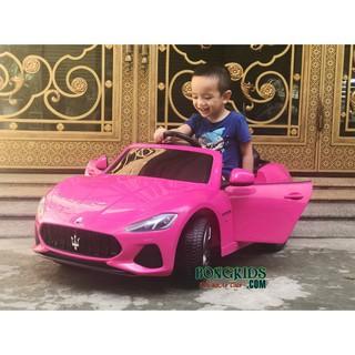 (M877) Xe ô tô điện trẻ em Maserati S-302