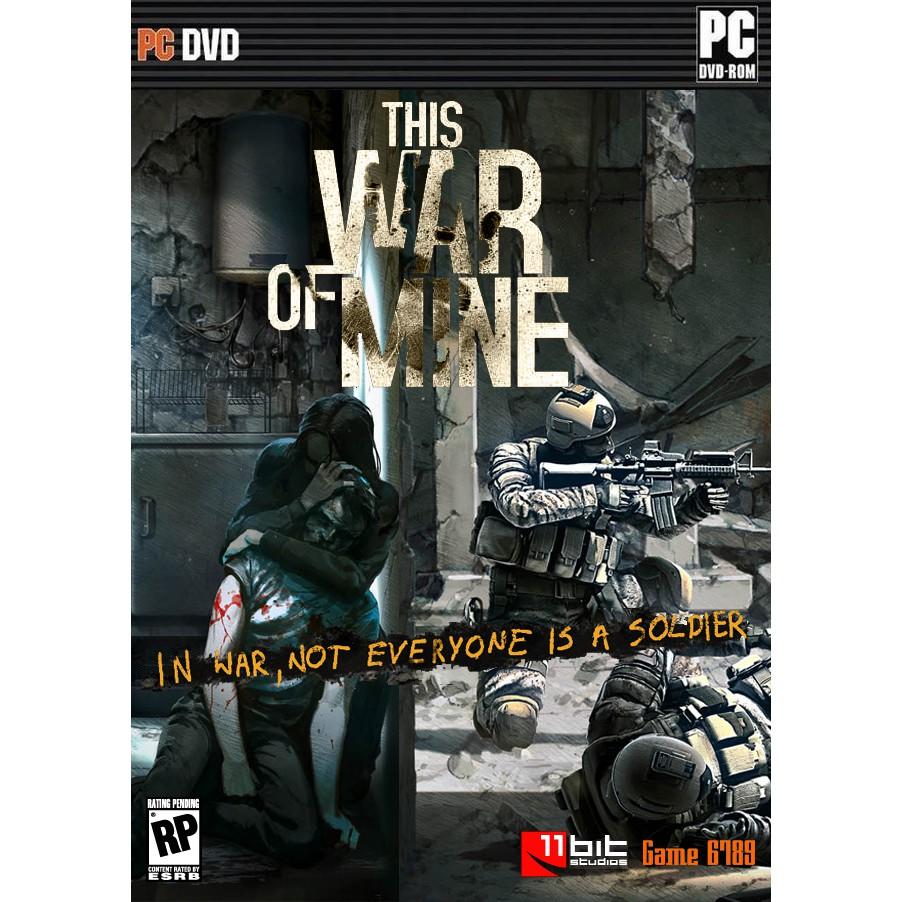 This War Of Mine - 1 DVD