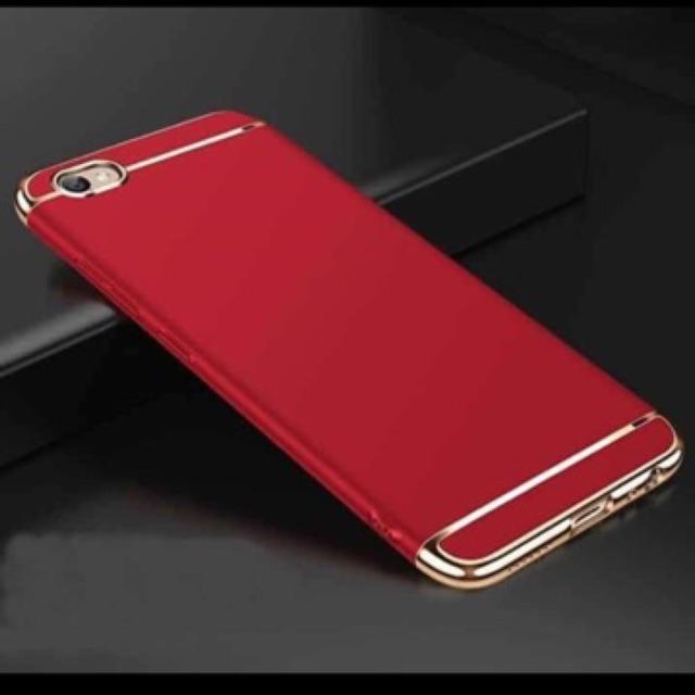 Combo: 3 Ốp Oppo A83 Đỏ ( 3 mầu)