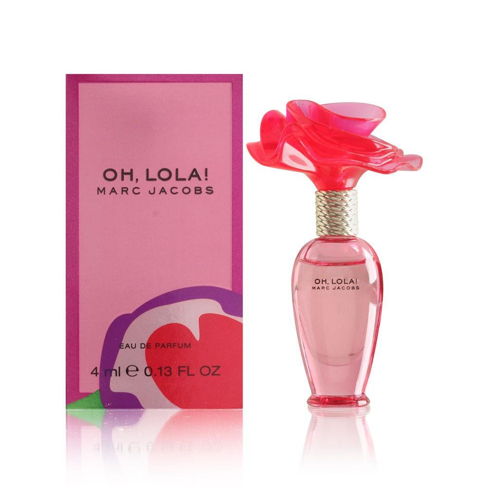 Nước hoa nữ Mini Marc Jacobs Oh Lola Eau de Parfum 4 ml | Shopee ...