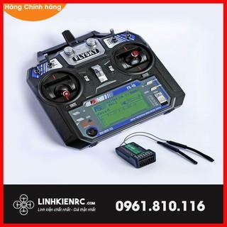 Combo điều khiển TX – RX Flysky FS i6