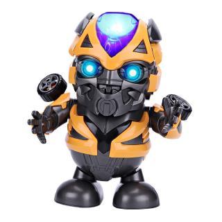 Robot Bumblebee Biến Hình Độc Đáo Sáng Tạo