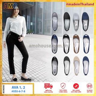 [Mã FAMAYWA giảm 10k đơn từ 50k] Giày nữ công sở Thái Lan cao cấp MONOBO