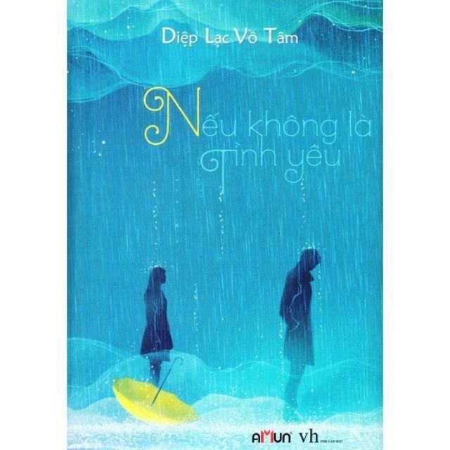 sách- Nếu không là tình yêu