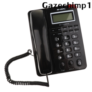 Universal Cord Wall Telephone Caller ID Branch Home Office Hotel Desk Phone