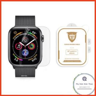 Miếng dán dẻo skin PPF tự phục hồi trầy xước cho Apple Watch size 38 40 42 44mm ⚡Phụ Kiện Điện Thoại⚡️