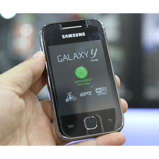 Điện thoại Samsung Galaxy Y S5360 Color Plus 3G WiFi cũ