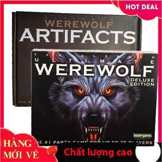 [Hỗ trợ giá] Ma sói Ultimate Việt hóa (tặng kèm bản mở rộng Artifact)_Hàng chất lượng cao