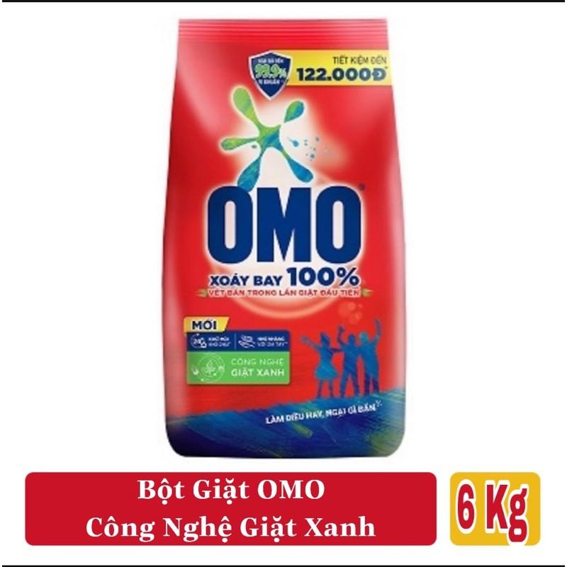 Bột giặt OMO 6Kg / 5.5Kg
