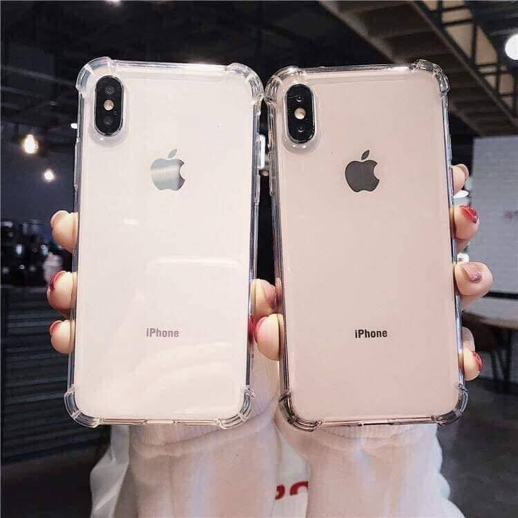 Ốp silicon dẻo chống sốc cho iPhone từ 5 tới 11 Pro Max - Loại đẹp