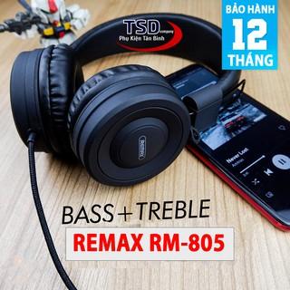 Tai Nghe Chụp Tai Remax RM-805 Chính Hãng