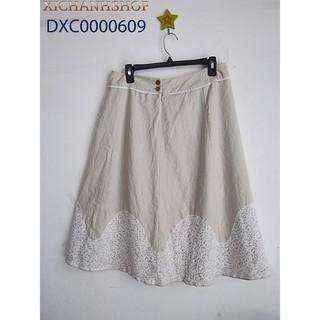 (DXC0000609) Váy xoè khoảng 65kg trở xuống hàng 2hand
