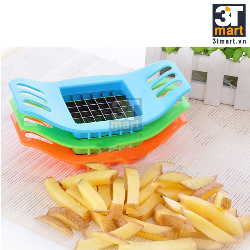 Bộ 2 dụng cụ cắt thanh khoai tây để chế biến khoai tây chiên - 2973914 , 366236517 , 322_366236517 , 52000 , Bo-2-dung-cu-cat-thanh-khoai-tay-de-che-bien-khoai-tay-chien-322_366236517 , shopee.vn , Bộ 2 dụng cụ cắt thanh khoai tây để chế biến khoai tây chiên