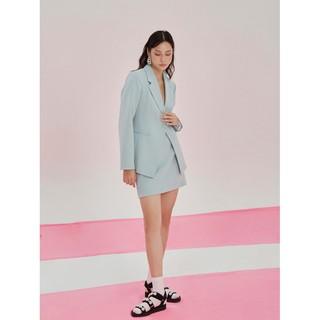 COCO SIN - Blazer Xanh Green Blue Form Fit thumbnail
