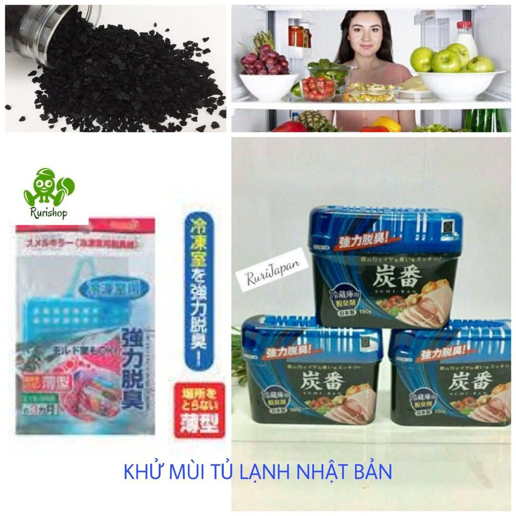🌞🌴🌵Khử Mùi Tủ Lạnh Nhật Bản (made in Japan) ngăn mát, ngăn đông thương hiệu Sumi-ban Kokubo, Sanada Seiko