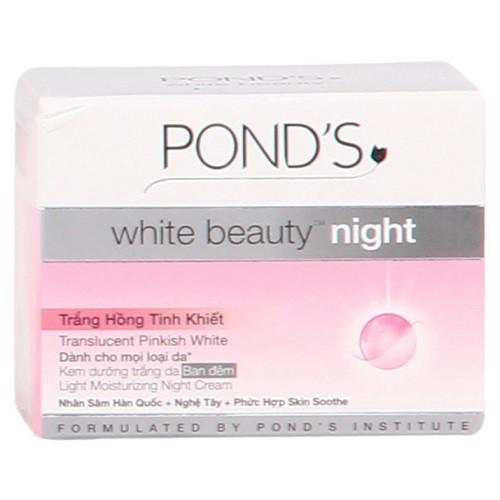 Kem dưỡng trắng da Ban Đêm Pond's White Beauty Night
