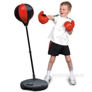 [GIÁ TỐT] Bộ đồ chơi đấm bốc thể thao cho bé trai [lklamphat]