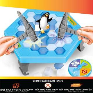 trò chơi chim cánh cụt phá băng – RẺ NHẤT VN