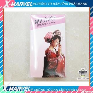 Bao cao su GÂN GAI Michio kéo dài thời gian, hàng Nhật giá rẻ cho anh em thumbnail