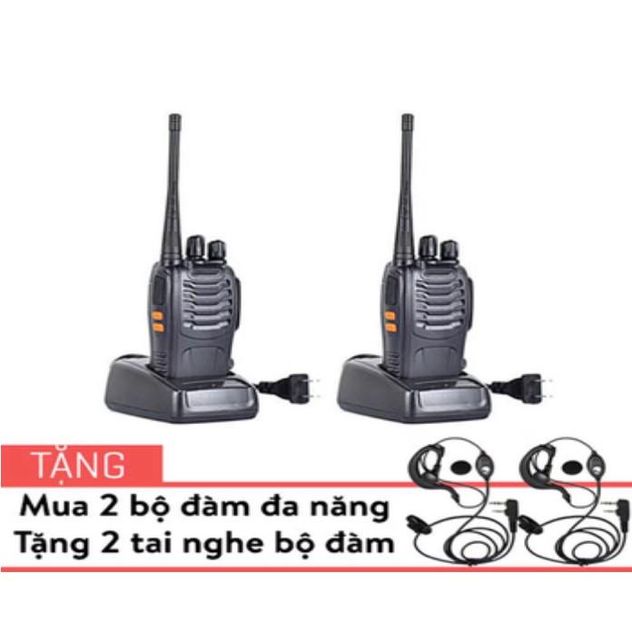 2 bộ đàm đa năng Baofeng BF-888s kèm 2 tai nghe bộ đàm chuyên dụng - 3338851 , 621264103 , 322_621264103 , 429000 , 2-bo-dam-da-nang-Baofeng-BF-888s-kem-2-tai-nghe-bo-dam-chuyen-dung-322_621264103 , shopee.vn , 2 bộ đàm đa năng Baofeng BF-888s kèm 2 tai nghe bộ đàm chuyên dụng