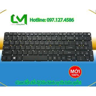 Bàn Phím Laptop ACER E5-573 - Aspire E5 573, E5 574, E5 575, E5 722, F5 521, F5 571, F5 573, V5 591, V3 574, ES1 533 thumbnail