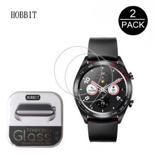 Bộ 2 tấm kính cường lực bạ bảo vệ màn hình LCD cho đồng hồ thông minh Huawei Honor