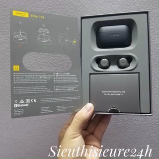 Tai Nghe Bluetooth 5.0 ❤️FREESHIP❤️ Tai Nghe Không Dây Jabra Elite 75T