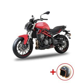 Xe phân khối lớn Benelli 302S (màu đỏ) thumbnail