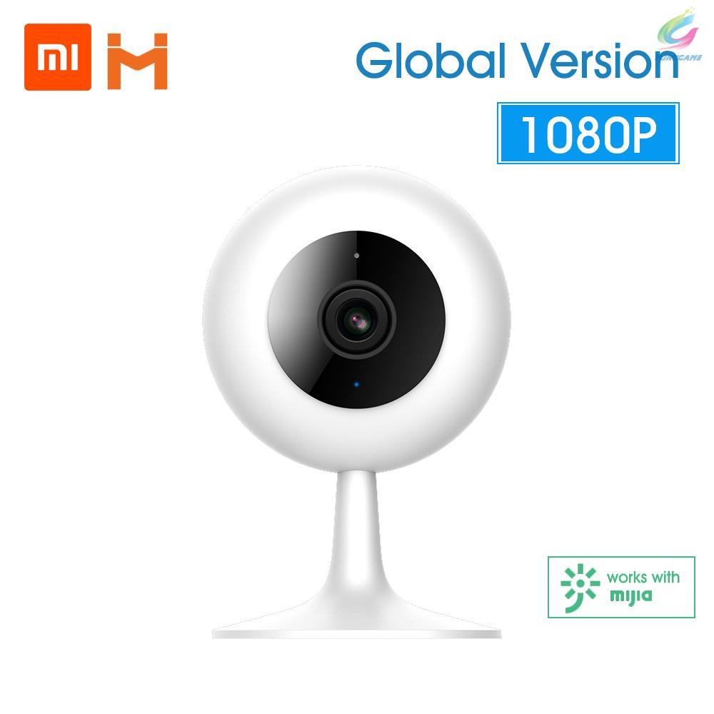 Camera An Ninh Thông Minh Xiaobai 1080p Fhd Kết Nối Wifi Tầm Nhìn Đêm 360  Độ - Khác