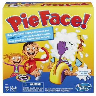 Pie Face đập bánh kem đơn