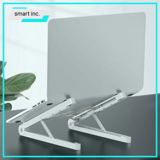 Giá Đỡ Quạt Làm Mát Laptop Macbook Khung Hợp Kim Chịu Lực Bàn Kệ Đế Tản Nhiệt Laptop Gập Xếp Gọn Bỏ Túi Cao Cấp thumbnail