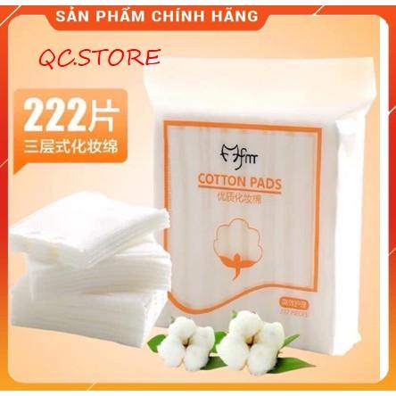 Bông Tẩy Trang  Cotton Pads  222 Miếng