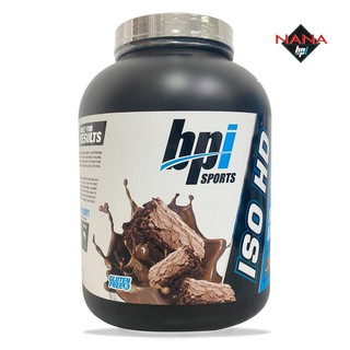 ISO HD 100% PURE ISOLATE PROTEIN – SỮA WHEY HỖ TRỢ TĂNG CƠ BẮP