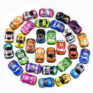 Cool Mini Pull Back Car Model Toys for Boys Racing Car Baby Mini Cars Toys Gifts for Kids Random