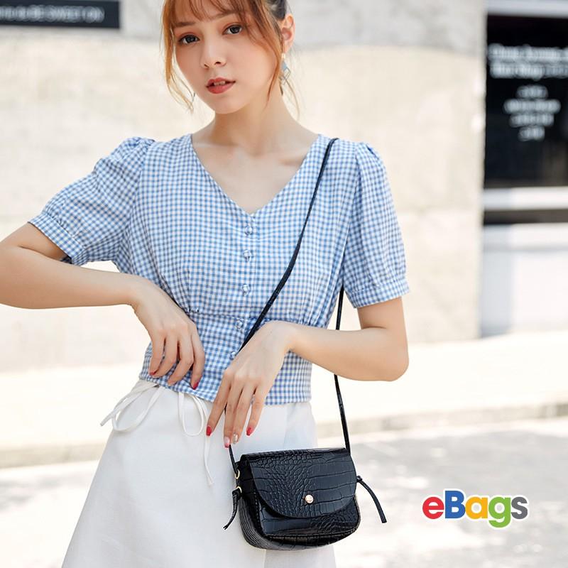 [ NEW ] Túi Đeo Chéo Nữ Phong Cách Hàn Quốc TEB397