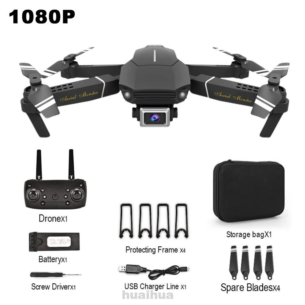 Drone E98 Có Camera Hd Và Phụ Kiện