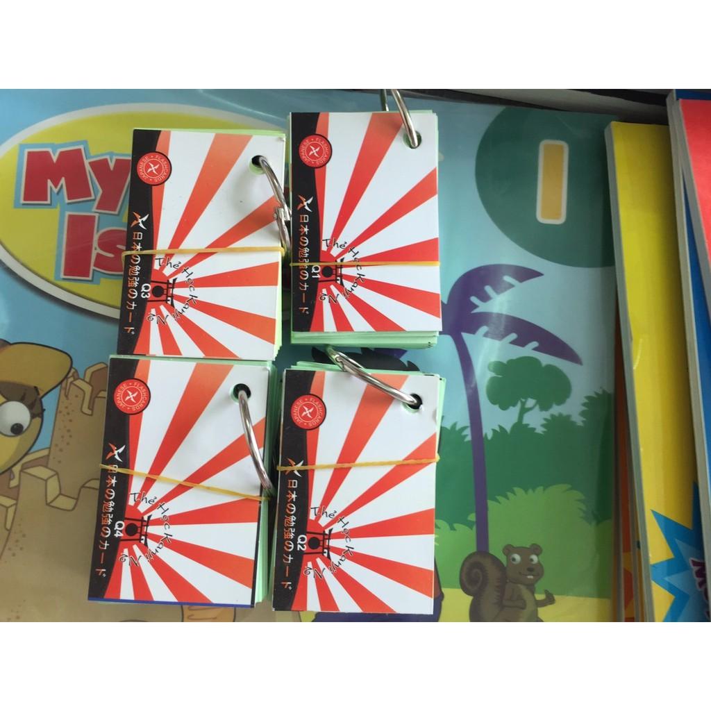 Thẻ học tiếng Nhật Kanji N2