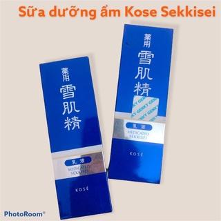 Sữa dưỡng ẩm cao cấp Kose Sekkisei 140ml thumbnail