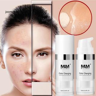 Kem nền đổi màu giúp sáng da và lâu trôi hiệu quả thumbnail