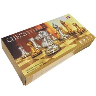 – Bộ cờ vua chuẩn quốc tế (nhỏ)