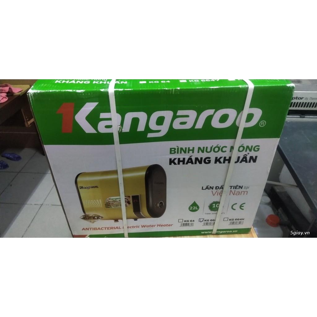 Bình nước nóng Kangaroo KG664Y 22 lít bảo hành chính hãng 12 tháng